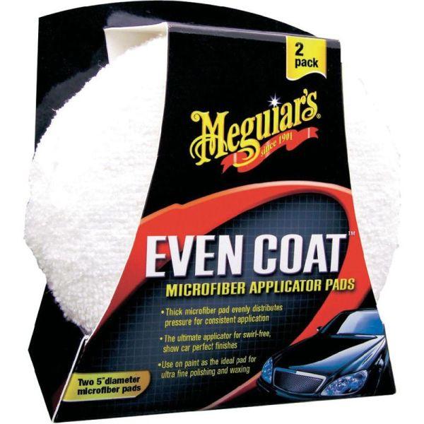 Meguiars Even-Coat Microfibre Applicator Pads