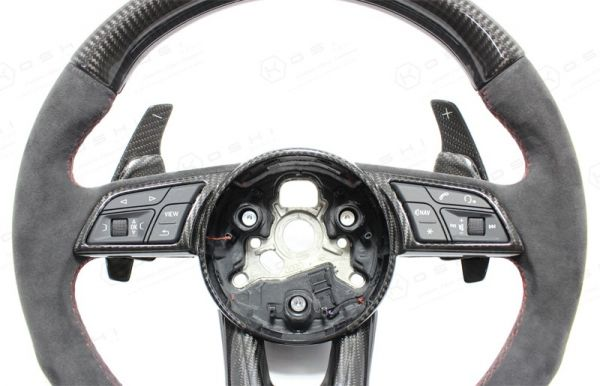 Koshi Carbon Lenkradverkleidung