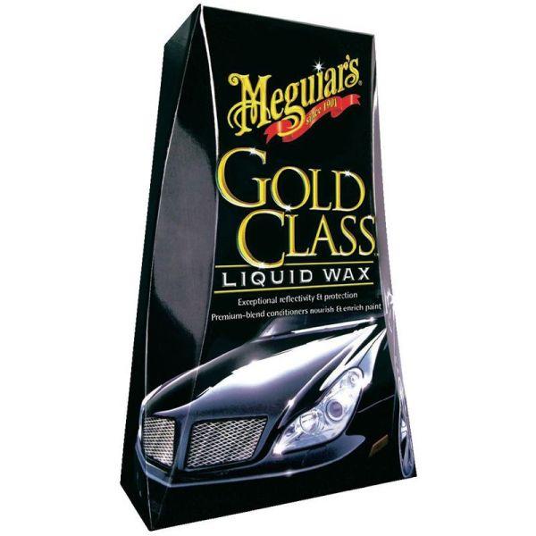 Meguiars Gold Class Carnauba Plus Premium Liquid Wax