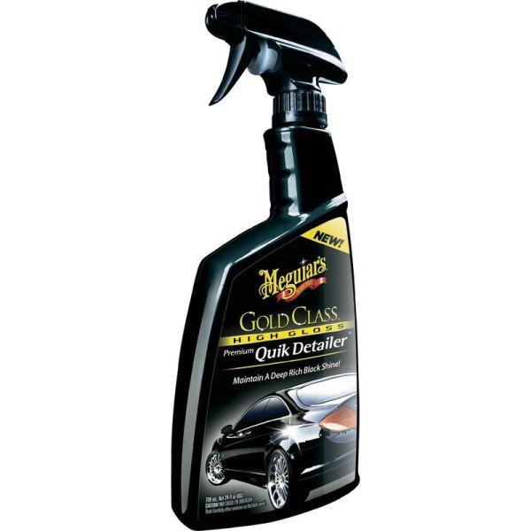 Meguiars Gold Class Premium Quik Detailer Spray